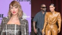 Kim Kardashian Calls Out Taylor Swift on Twitter | THR News