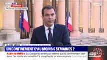 """Tests de dépistage : """"Nous nous préparons à augmenter sensiblement le nombre de tests"""" affirme Olivier Véran"""