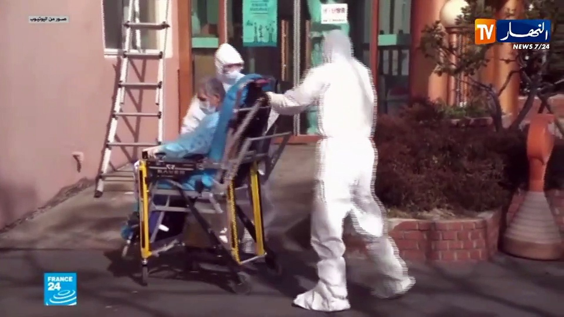 كورونا: الحجر الصحي المنزلي..هكذا نجحت الصين في السيطرة على إنتشار الفيروس