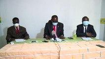 Coronavirus : Le RPC paix suspend l'ensemble de ses activités sur le territoire.
