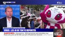 Story 8 : Les JO de Tokyo reportés en raison de la crise du coronavirus – 24/03