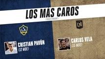MLS: Frente a frente, Galaxy vs LAFC