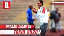 Aunque hayan rebasado límite de edad, futbolistas podrán participar en Tokio 2021