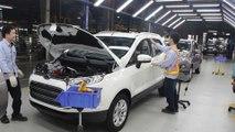 Ford Việt Nam phải tạm dừng hoạt động vì dịch Covid-19