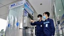 Sân bay Nội Bài lắp buồng khử khuẩn toàn thân trong 3 ngày?