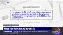 Coronavirus: les JO de Tokyo reportés en 2021