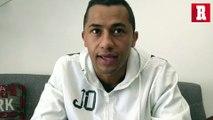 Jahir Ocampo siente tristeza ante el aplazamiento de Tokio 2020