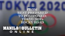 From 'best prepared' to postponed: Tokyo 2020's rocky road