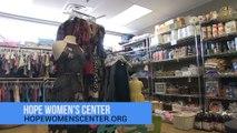 Hope Women's Center NeedsYour Help