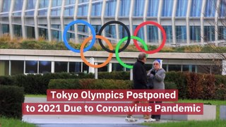 Tokyo Olympics Goes To 2021