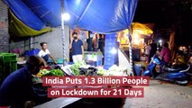 The World's Largest Lockdown