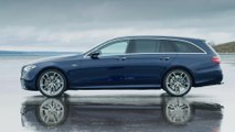 The new Mercedes-Benz AMG E 53 Estate Exterior Design