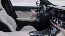 The new Mercedes-Benz AMG E 53 Estate Interior Design