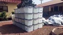 Le matériel électoral de 38 bureaux de vote stocké à l'école primaire de Koloma