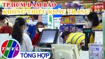Gọi cho Sở Công Thương nếu siêu thị ở TP.HCM không bán khẩu trang vải kháng khuẩn