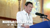 PRRD: 'Gov't is 'on top of this situation at all times, no one will be left behind'