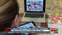 GMHS prepared for virtual learning