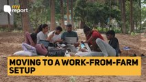 How a Bengaluru Startup Moved to Work From a Farm Amid Corona Outbreak