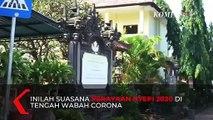 Begini Suasana Perayaan Nyepi di Tengah Wabah Corona di Bali