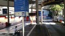 公交准时10点停驶    乘客不知情 一片茫然