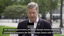 Australian Olympic Committee welcomes Olympic Games postponement