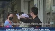 Tiongkok akan Cabut <i>Lockdown</i> di Kota Wuhan