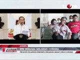 Jokowi: Alihkan Anggaran Tak Penting ke Penanganan Corona