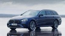 The new Mercedes-Benz AMG E 53 Estate Design Preview