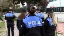 ADANA Polisten koronavirüs dolandırıcılarına karşı broşürlü uyarı