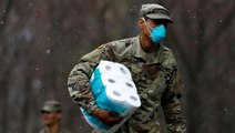 Salgının bitişi için tarih veren Pentagon korkuttu: Yaz ortasına kadar sürebilir