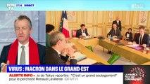 L'édito de Christophe Barbier: Virus, Macron dans le Grand Est - 25/03