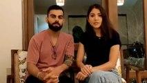 'आपकी गलती की भारी कीमत देश चुका सकता है': कोहली-अनुष्का ने दिया VIDEO संदेश