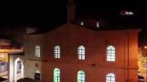 Çamlıca Camii'nden dualar yükseldi