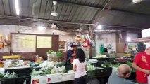 波格槟榔巴刹菜贩,照常营业