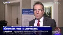 Coronavirus: le directeur général de l'AP-HP de Paris Martin Hirsch déplore avoir seulement trois jours de visibilité