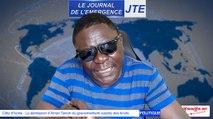JTE : Démission d'Amon Tanoh du gouvernement, Gbi de fer s'adresse aux militants du RHDP