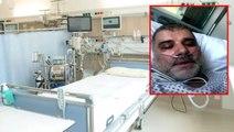 Almanya'da koronovirüsü yenen Türk, yaşadıklarını kameraya aldı