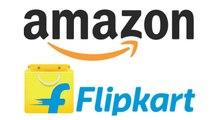 India Lockdown : Flipkart Stops Services, Amazon Stops Taking New Orders