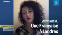 Coronavirus : « A Londres, le confinement n'est pas strict du tout  » confie une Française