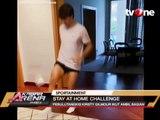 Sejumlah Atlet Lakukan Stay At Home Challenge saat Karantina