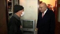 Sosyal medyada gündeme olan Ali İhsan Yavaşça'ya Başkan Altınok'tan destek ziyareti