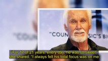 Kenny Rogers' ex-wife Marianne Gordon remembers the late singer- 'He really didn't change with fame' - YouTube