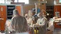 Vuelve a ascender el número de fallecidos por coronavirus en Italia