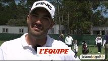 2010, Coach Havret à l'US Open - Golf - Retro