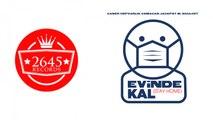 Caner Hepvarlık & Comacan & Oğulçet & Jackpot M. - Evinde Kal (Stay Home) Official Video