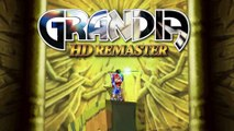 Grandia HD Remaster- Bande-annonce Steam