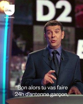 Grégoire Margotton se lâche dans une interview PARFAITE !