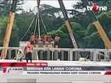 Pembangunan RS Khusus Corona di Batam Hampir Rampung