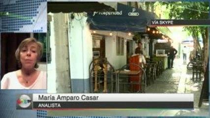 María Amparo Casar | Urge un plan económico, de ayuda, para las empresas
