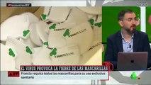 """Ignacio Escolar: """"El coronavirus no es una epidemia zombie ni algo de lo que alguien se deba preocupar"""""""